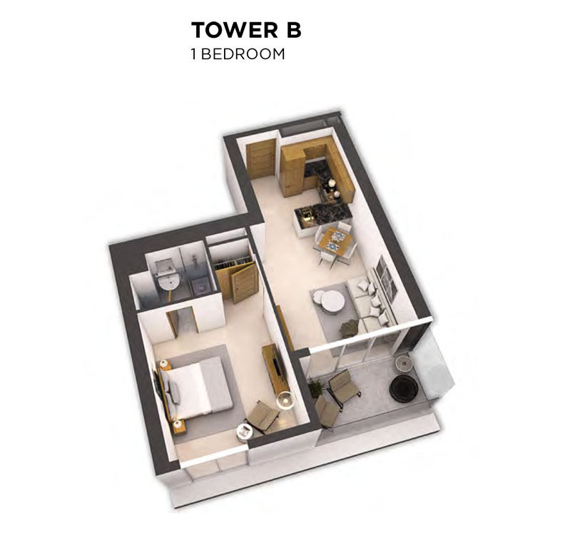 Tower B - Level 36